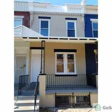 Rental info for 3 BEDROOM/ 1.5 BATHROOM HOME - Just 3 Blocks from Cobbs Creek Park!!! WEST PHILLY in the Philadelphia area