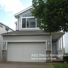 Rental info for 13750 SW Mapleview Lane