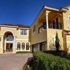 Rental info for Luxury Family Home in Greater Orlando