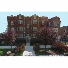 Rental info for 10201 South St. Lawrence Avenue - Pangea Apartments