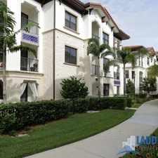 Rental info for 11000 Miramar Boulevard
