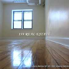 Rental info for W 187th St & Overlook Terrace