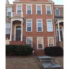 Rental info for Vinings Large Luxury Townhouse For Rent in the Atlanta area