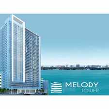 Rental info for Melody Tower in the Miami area