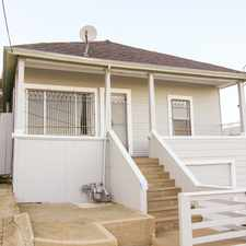 Rental info for 2924 Griffith Street