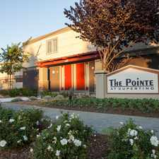 Rental info for The Pointe At Cupertino