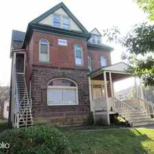 Rental info for 1870 N 4th Street in the Columbus area