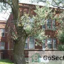 Rental info for *** BEAUTIFUL 2 BEDROOM UNIT - READY NOW FOR RENT @ 96TH & FOREST *** in the Roseland area