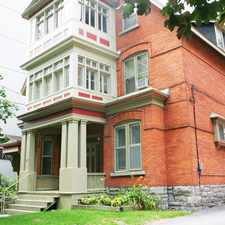 Rental info for 155 MacLaren in the Ottawa area