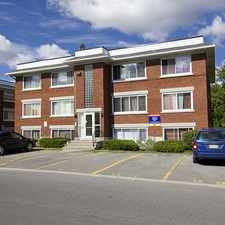 Rental info for Acadia Apartments in the Gatineau area