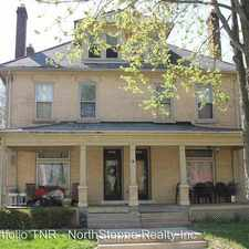Rental info for 1045 Hunter Avenue in the Victorian Village area