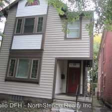 Rental info for 1294 Hunter in the Dennison Place area