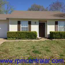 Rental info for 1406 Copper Creek