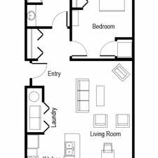 Rental info for The Flats Apartments