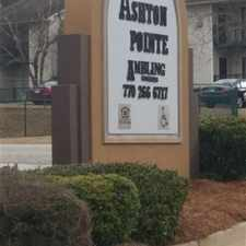 Rental info for Ashton Pointe Apartments