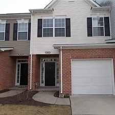 Rental info for 3 Story Condo In Newport News in the Newport News area