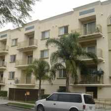 Rental info for 3328 Oakhurst Avenue #109 in the Palms area