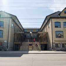 Rental info for 12 Bridgeport - STUDENTS! Walk to Uptown + WLU. BIG rooms. in the Kitchener area