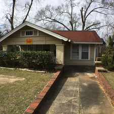 Rental info for Bessemer
