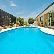 Rental info for Spacious 4x2, pool, ducted air con