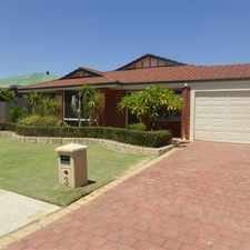 Rental info for Lovely Family Home - Offers Considered!