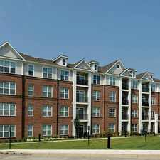 Rental info for The Apartments at Cobblestone Square