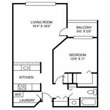 Rental info for Century North Apartments