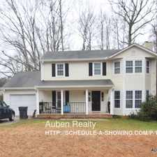 Rental info for 3850 Forest Creek Way