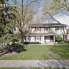 Rental info for Five+ Bedroom In North Suburbs in the Northbrook Manor area
