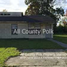 Rental info for 1081 Old South Dr.