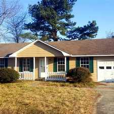 Rental info for 82 Lake Connie Rd