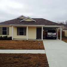 Rental info for Newly Built 4BR home Located in Carrington Subdivision in Gonzales