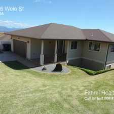 Rental info for 92-796 Welo St