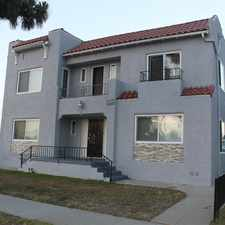 Rental info for 8808 Crenshaw Blvd in the Inglewood area