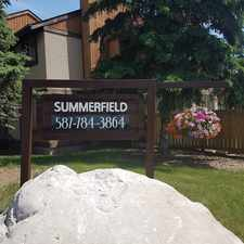 Rental info for Summerfield Townhomes