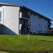 Rental info for McKenna - 1 Bedroom Apartment for Rent in the Vegreville area