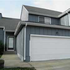 Rental info for Great home in a desirable area, Blue Valley School in the Overland Park area