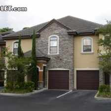 Rental info for $1500 1 bedroom Townhouse in Pinellas (St. Petersburg) Palm Harbor in the 34683 area