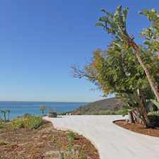 Rental info for 3925 South Malibu Vista Drive