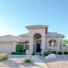 Rental info for 1809 E Brookwood Ct in the Foothills Golf Club area