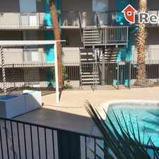 Rental info for 1645 E Thomas Rd in the Phoenix area