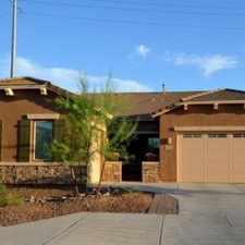 Rental info for $2400 3 bedroom House in Gilbert Area in the Gilbert area