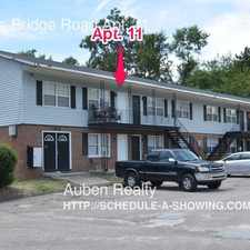 Rental info for 3674 Deans Bridge Road Apt. 11