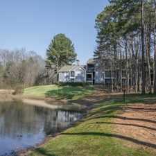 Rental info for Spring Lake