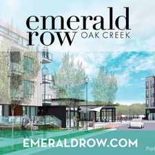 Rental info for Emerald Row Apartments