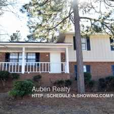 Rental info for 2708 Cardigan Court