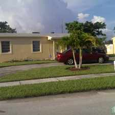 Rental info for March 1, 2018 move in - Beautifully renovated 5 bed / 2.5 bath, Central AC/HTG, Ceiling Fans,Tiled Floors ,Large Yard, Fenced in back yard Aavailable 4/1/16. Must See! in the West Palm Beach area
