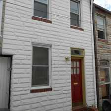 Rental info for 2219 Portugal St. in the Upper Fells Point area