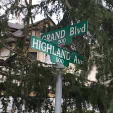 Rental info for San Mateo House for Rent - WALK TO BURLINGAME AVENUE in the Burlingame area