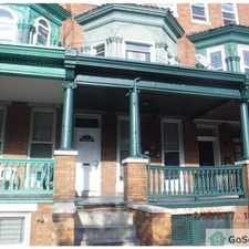 Rental info for Very Nice Large Apartment in a Great Neighborhood in the Penn North area